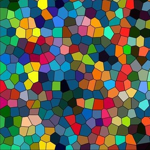 Groovy Stained Glass