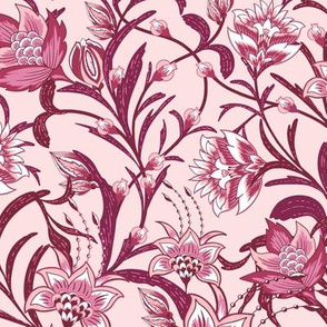 Chintz Pink Floral