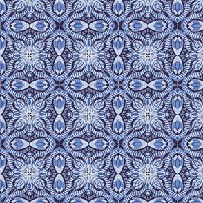 Chintz China Blue tile
