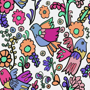 Groovey Birds
