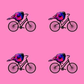 Birds on Bikes, Love Birds