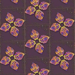 Framed Blooms - V.3