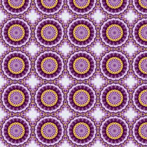 Purple Pinwheels 2090