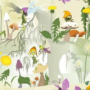 dandelion meadow secrets