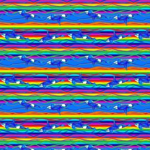rainbow orca repeat
