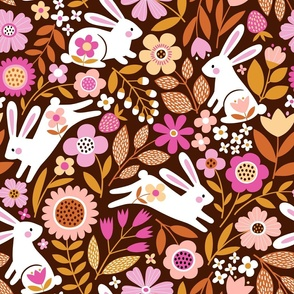 Rabbits' Wonderland / Maroon