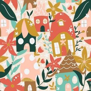 Fairy village magic - basic repeat