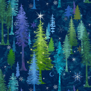 Midnight Pines Wonderland