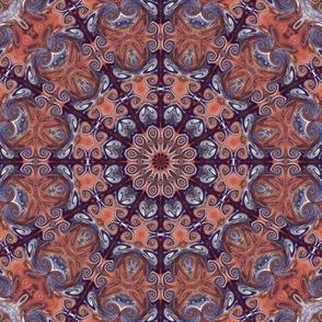 dark shadows curly kaleidoscope