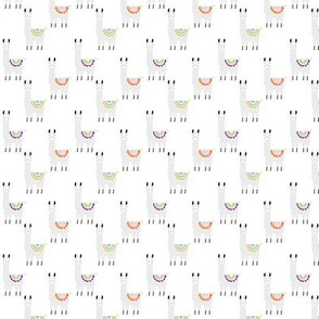 Llama alpaca (extra small)