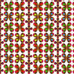 Vintage  Floral Jewels
