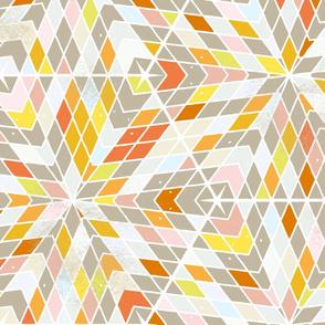 Kaleidoscope M+M Latte by Friztin