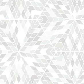 Kaleidoscope M+M Gray Hues by Friztin