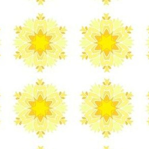 Yellow Sun Bright Light