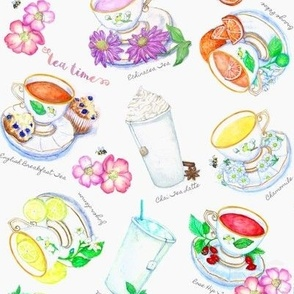 Herbal Tea Time