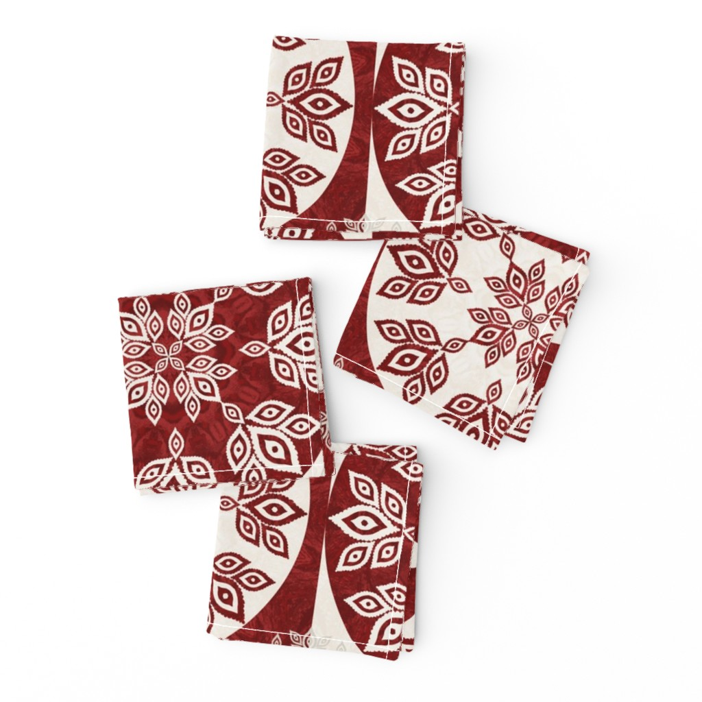 Frizzle Cocktail Napkins featuring P192019 Christmas by ndn-design