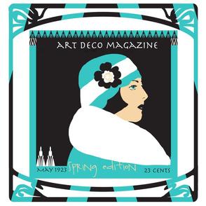 Art Deco Magazine 1923