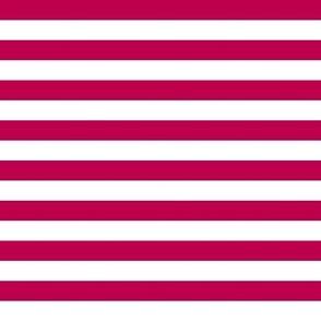 Prunella Pink Stripes
