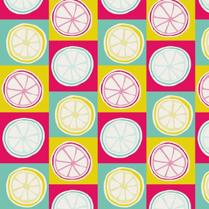 Citrus Pop Art