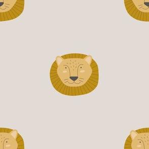 Cute Lion pattern