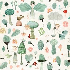 Micro Flora & Fauna {small}