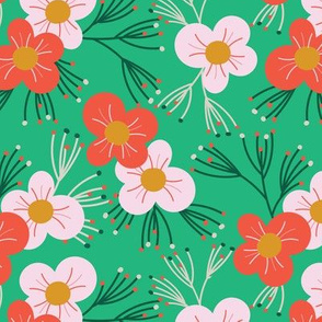 Christmas Florals