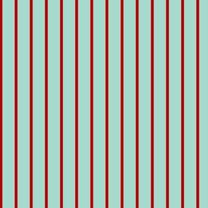Christmas - Holiday Stripes
