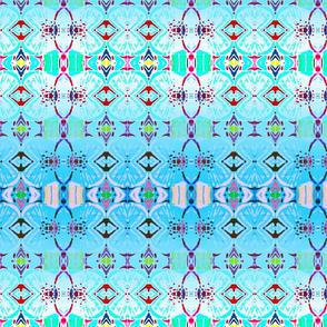 Blue Water Flower13a