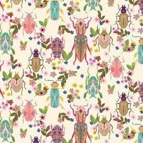 Beetles and Blooms