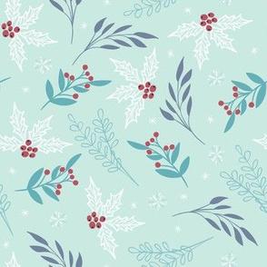 Christmas-needles-pattern