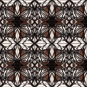 3_Brown_Dark_Small_Mirror