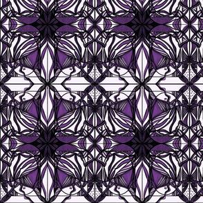 3_Purple/Lavender_Small_Mirror