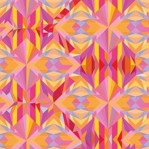 kaleidoscop red