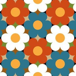 09474131 : circle7flower : trendy1960s