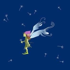 blowball pixie  - midnight