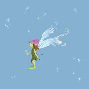 blowball pixie - morning