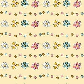 Daisy Chain (Yellow)