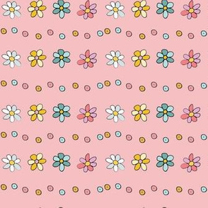 Daisy Chain (Pink)
