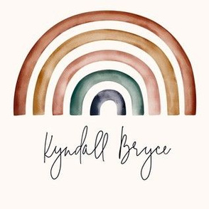 Personalised rainbows for Kyndall Bryce_Artboard 3