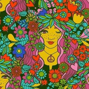 Flower Power Flirt!