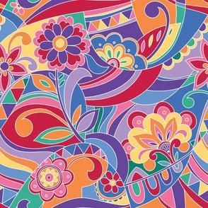 The '70s spirit, Happy Hippy