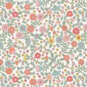 Wild Flowers - Radiants colors