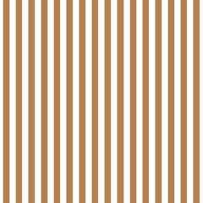 quarter inch stripe B57F4D