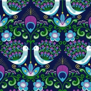 Peacock (L)