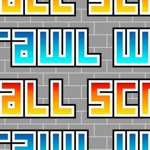 00948305 © wall scrawl