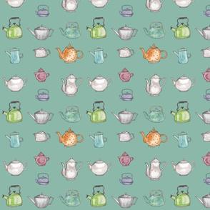 teapots mint