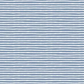 White Stripes on grey