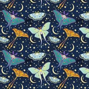 Moon Moths-Small