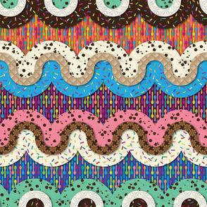 Sweet Ice Cream Quilt by ArtfulFreddy