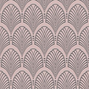 Art Deco Pattern Blush
